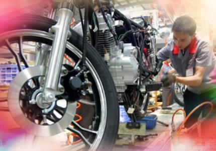 摩托车电动车维修实战班