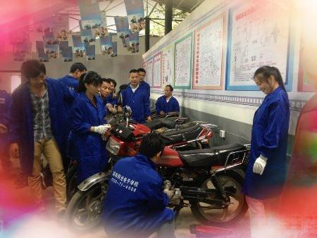 江西电动车维修培训学校,江西维修培训学校